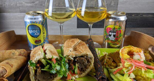 Cider & Food Pairings: Lemongrass